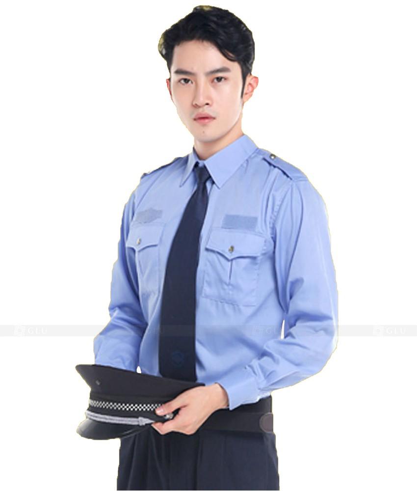 Dong Phuc Bao Ve GLU GL102