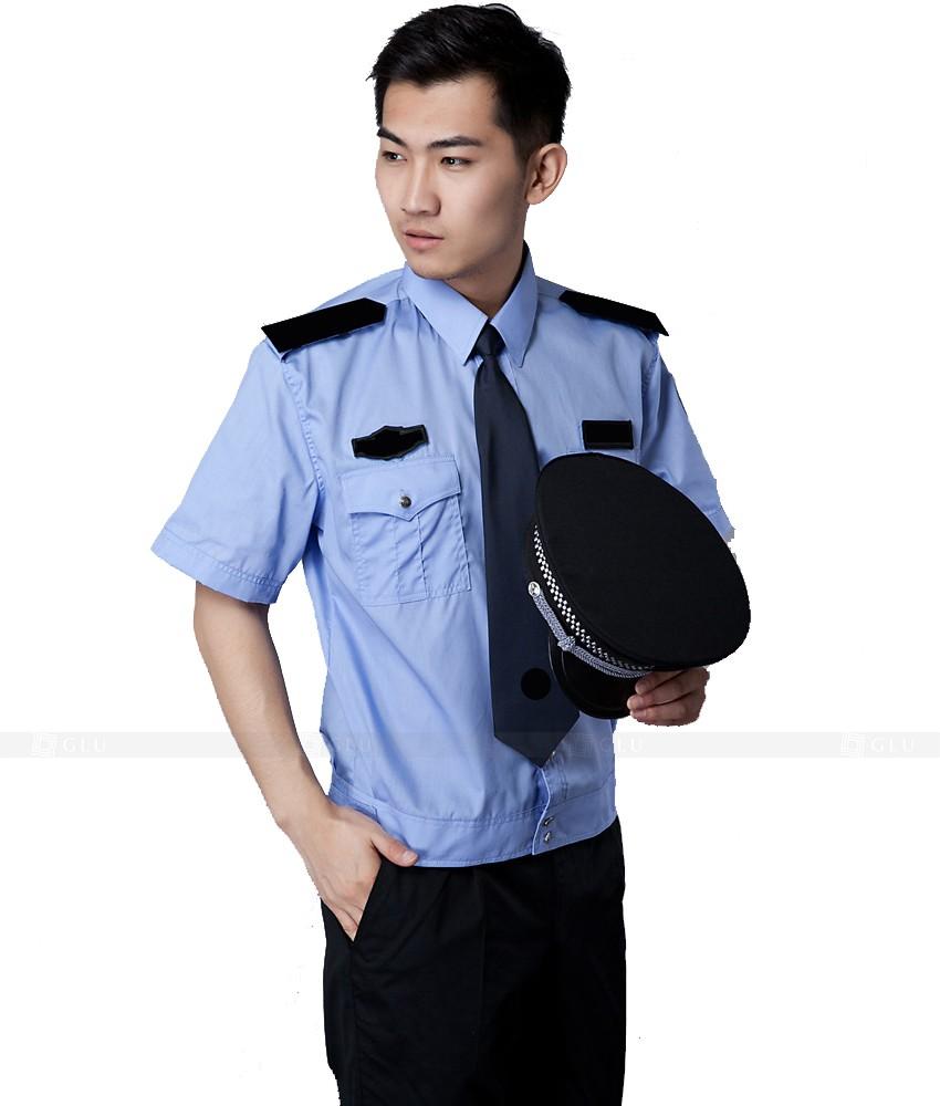 Dong Phuc Bao Ve GLU GL104