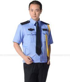 Dong Phuc Bao Ve GLU GL105 Đồng Phục Bảo Vệ