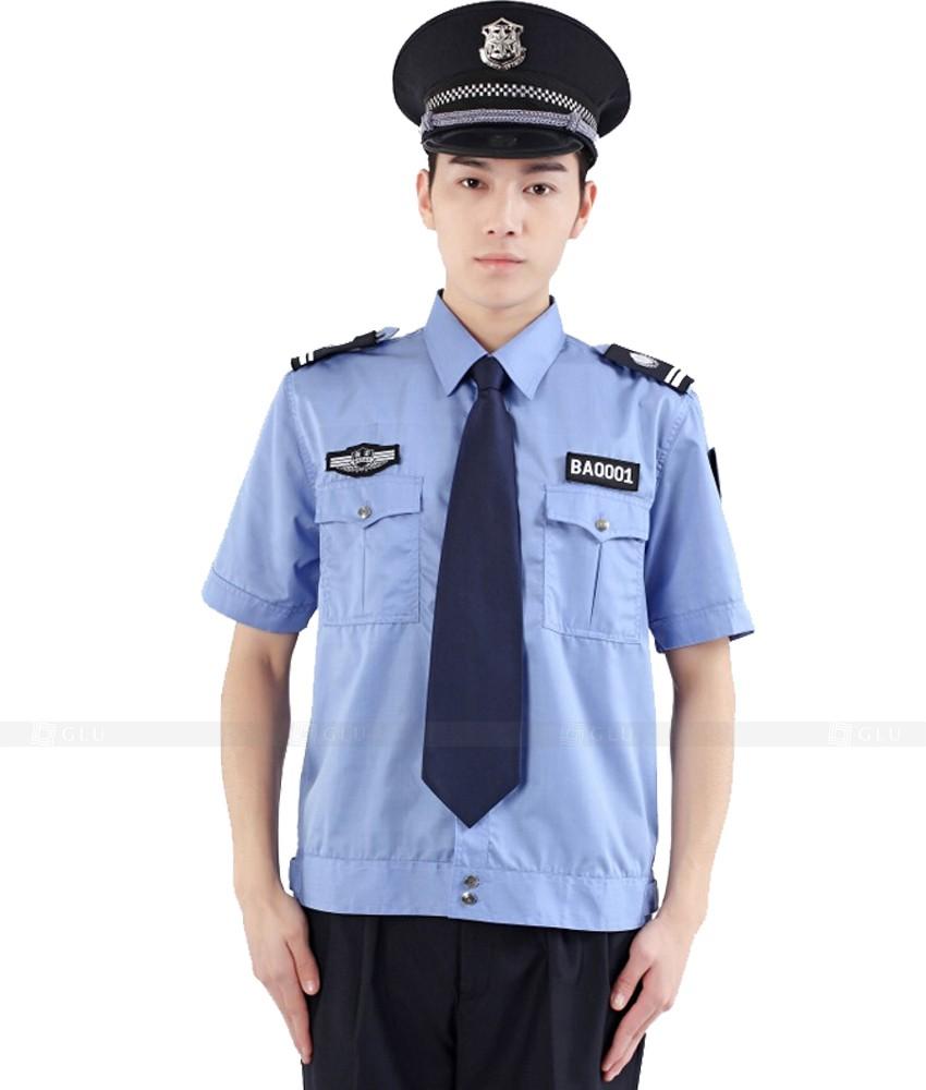 Dong Phuc Bao Ve GLU GL106