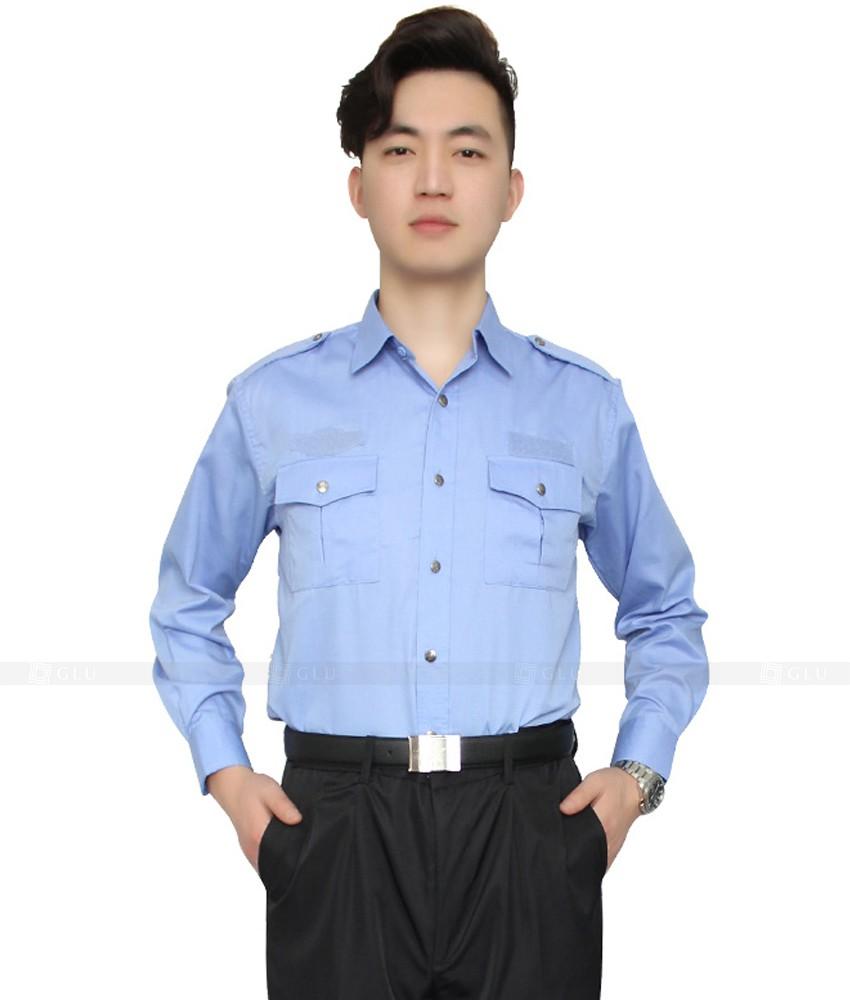Dong Phuc Bao Ve GLU GL107