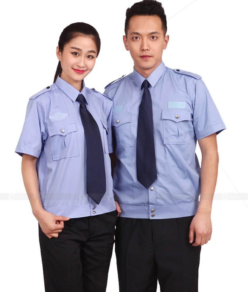 Dong Phuc Bao Ve GLU GL109