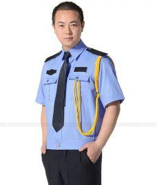 Dong Phuc Bao Ve GLU GL110 Đồng Phục Bảo Vệ