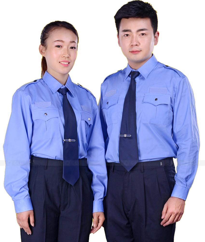 Dong Phuc Bao Ve GLU GL112