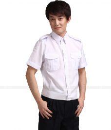 Dong Phuc Bao Ve GLU GL117 Đồng Phục Bảo Vệ