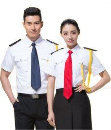 Dong Phuc Bao Ve GLU GL121 Đồng Phục Bảo Vệ