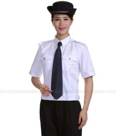 Dong Phuc Bao Ve GLU GL122 Đồng Phục Bảo Vệ