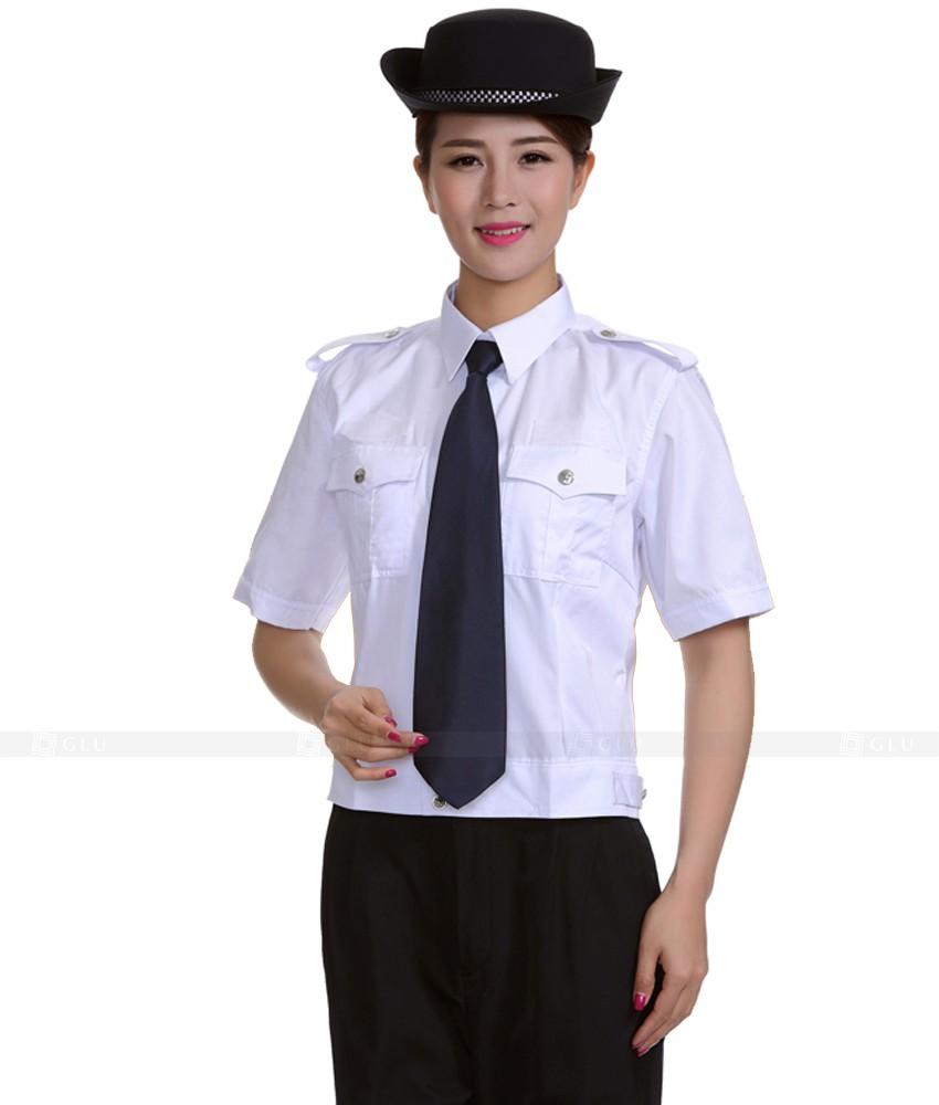 Dong Phuc Bao Ve GLU GL122