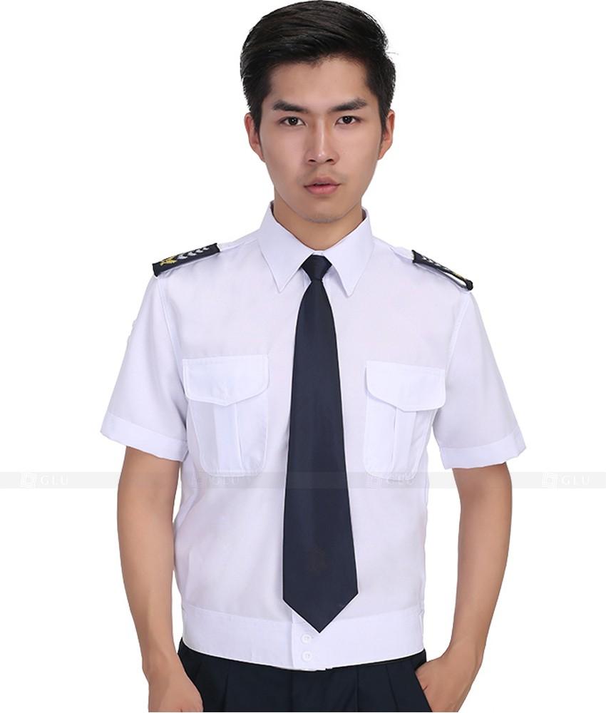 Dong Phuc Bao Ve GLU GL124