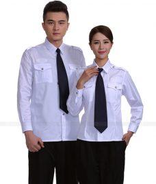 Dong Phuc Bao Ve GLU GL126 Đồng Phục Bảo Vệ