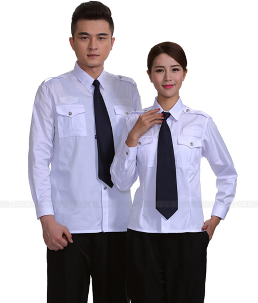 Dong Phuc Bao Ve GLU GL126