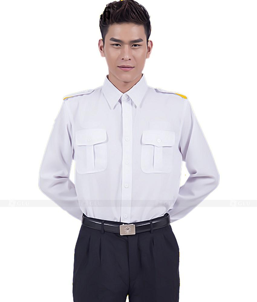 Dong Phuc Bao Ve GLU GL127
