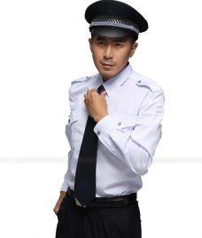 Dong Phuc Bao Ve GLU GL130 Đồng Phục Bảo Vệ