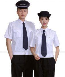 Dong Phuc Bao Ve GLU GL132 Đồng Phục Bảo Vệ