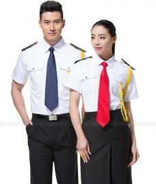 Dong Phuc Bao Ve GLU GL135 Đồng Phục Bảo Vệ