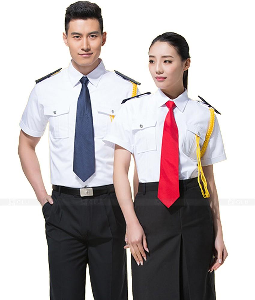 Dong Phuc Bao Ve GLU GL135