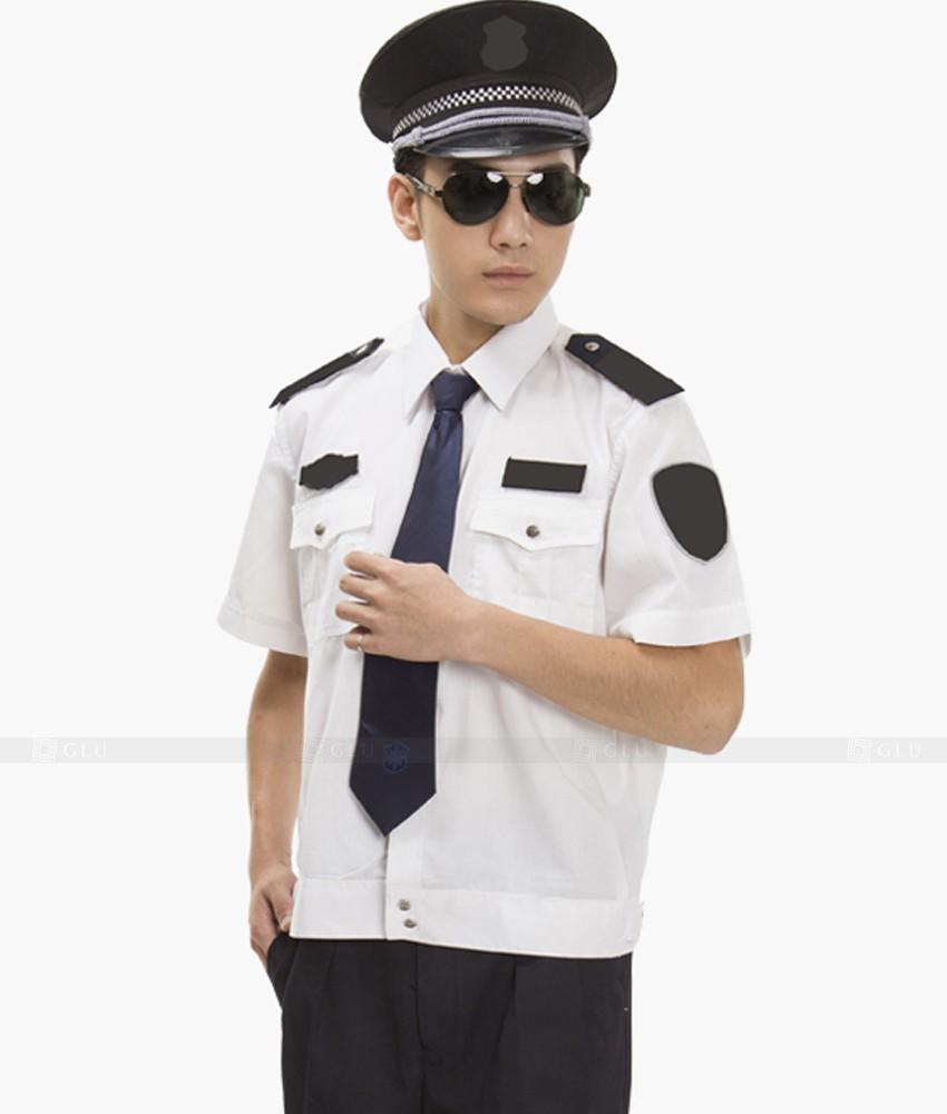 Dong Phuc Bao Ve GLU GL136