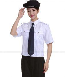 Dong Phuc Bao Ve GLU GL137 Đồng Phục Bảo Vệ