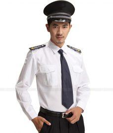 Dong Phuc Bao Ve GLU GL138 Đồng Phục Bảo Vệ