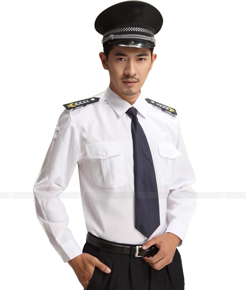 Dong Phuc Bao Ve GLU GL138