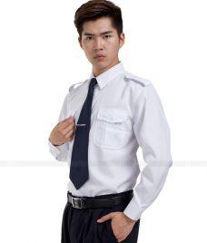 Dong Phuc Bao Ve GLU GL140 Đồng Phục Bảo Vệ