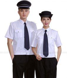 Dong Phuc Bao Ve GLU GL142 Đồng Phục Bảo Vệ