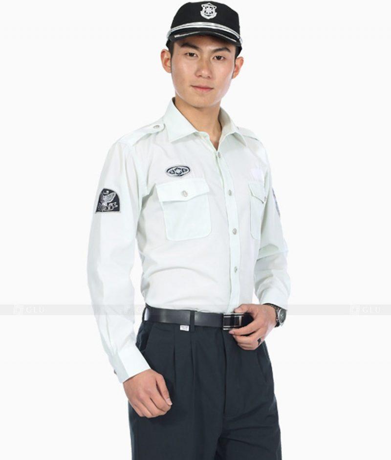 Dong Phuc Bao Ve GLU GL143