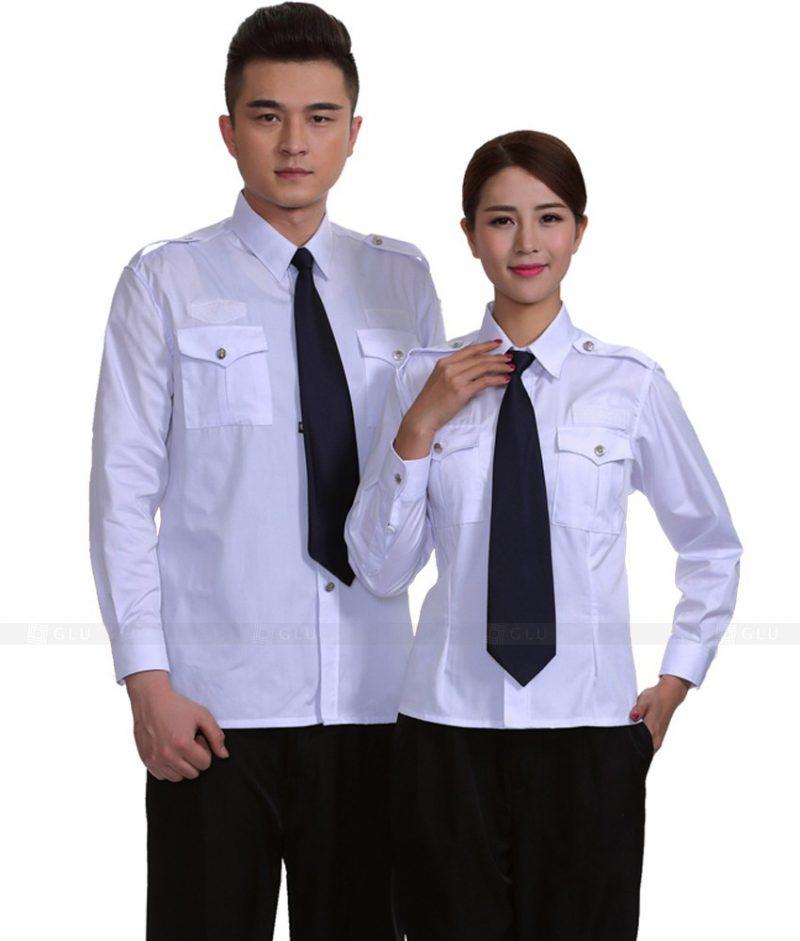 Dong Phuc Bao Ve GLU GL145