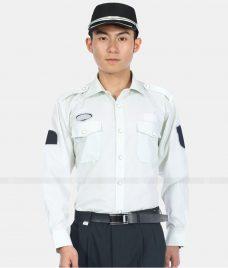 Dong Phuc Bao Ve GLU GL147 Đồng Phục Bảo Vệ