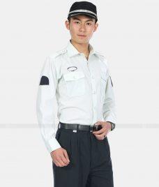 Dong Phuc Bao Ve GLU GL148 Đồng Phục Bảo Vệ