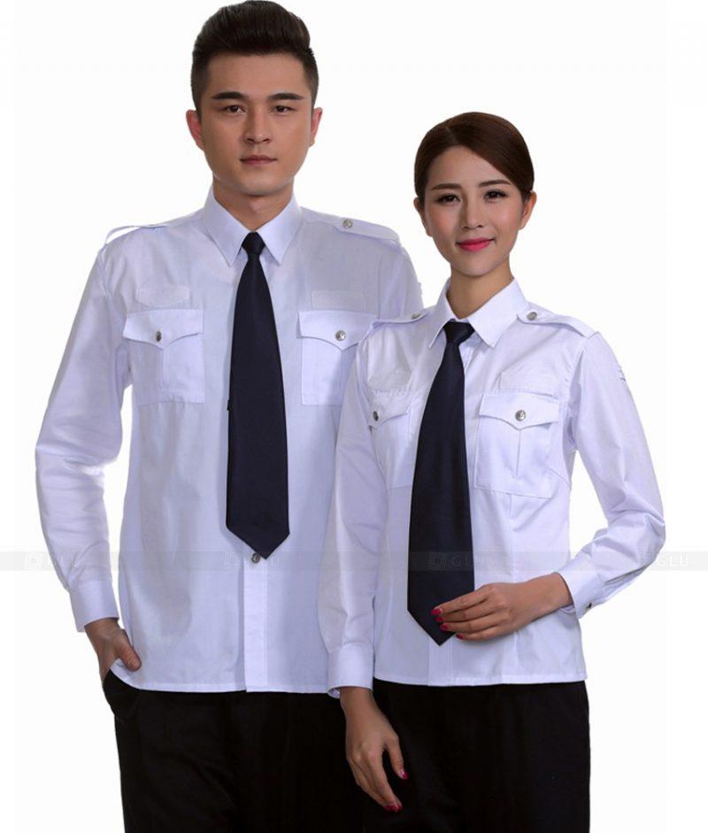 Dong Phuc Bao Ve GLU GL154