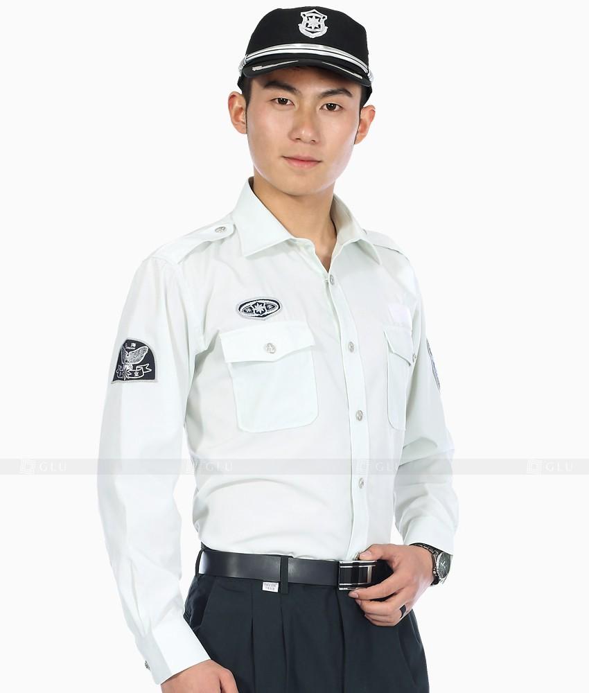Dong Phuc Bao Ve GLU GL156
