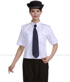 Dong Phuc Bao Ve GLU GL159 Đồng Phục Bảo Vệ
