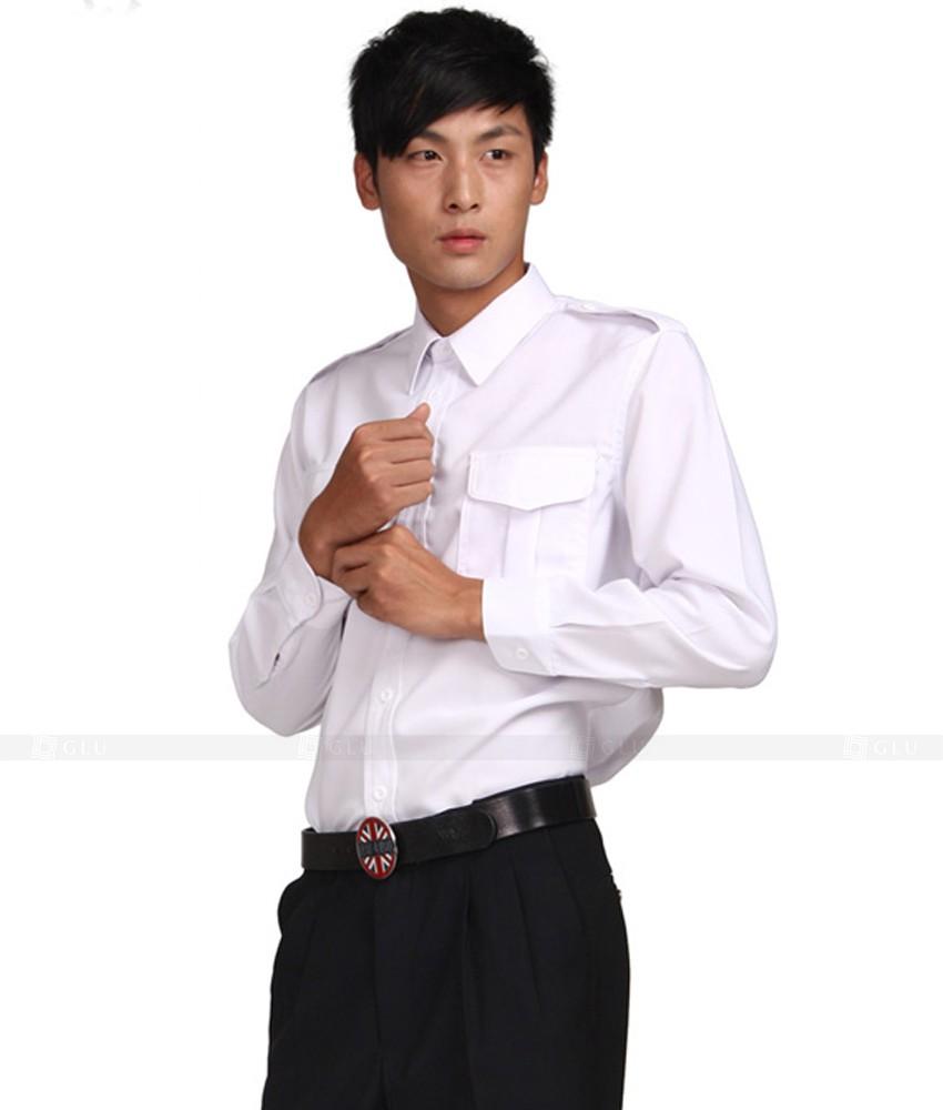 Dong Phuc Bao Ve GLU GL161