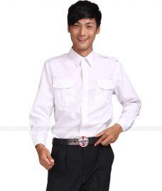Dong Phuc Bao Ve GLU GL162 Đồng Phục Bảo Vệ