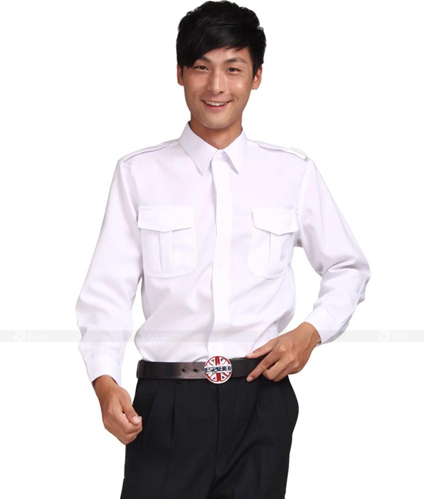 Dong Phuc Bao Ve GLU GL162