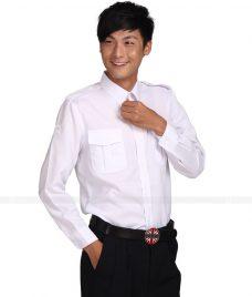 Dong Phuc Bao Ve GLU GL163 Đồng Phục Bảo Vệ