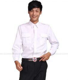 Dong Phuc Bao Ve GLU GL165 Đồng Phục Bảo Vệ