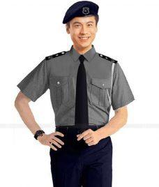 Dong Phuc Bao Ve GLU GL166 Đồng Phục Bảo Vệ