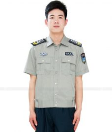 Dong Phuc Bao Ve GLU GL174 Đồng Phục Bảo Vệ
