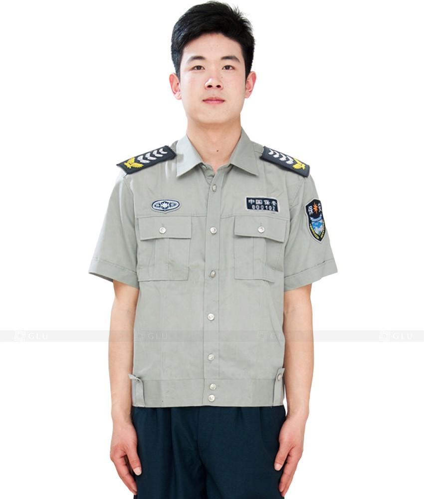 Dong Phuc Bao Ve GLU GL174