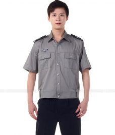 Dong Phuc Bao Ve GLU GL176 Đồng Phục Bảo Vệ