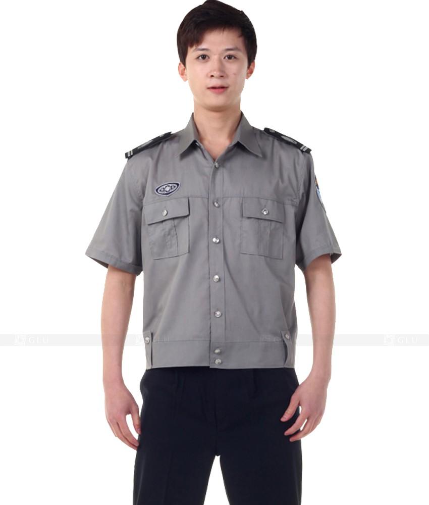 Dong Phuc Bao Ve GLU GL176