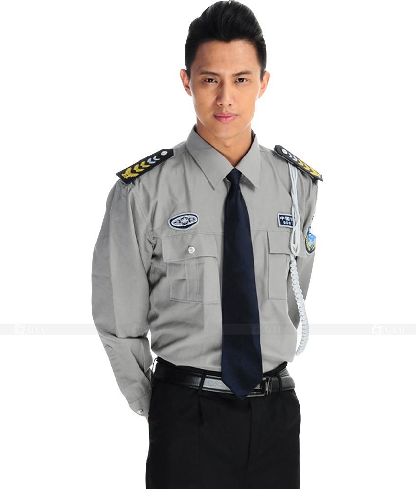 Dong Phuc Bao Ve GLU GL177