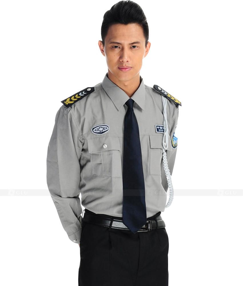 Dong Phuc Bao Ve GLU GL182