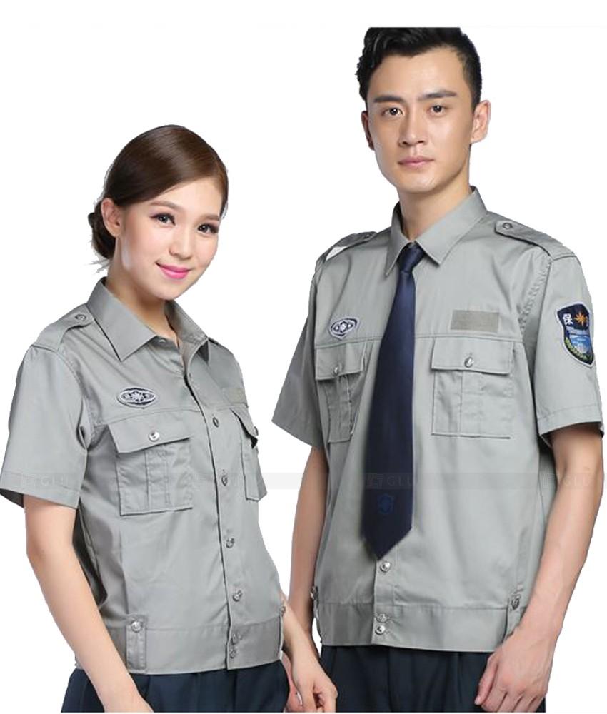 Dong Phuc Bao Ve GLU GL183