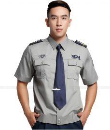 Dong Phuc Bao Ve GLU GL184 Đồng Phục Bảo Vệ