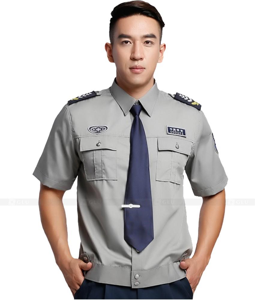 Dong Phuc Bao Ve GLU GL184