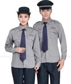 Dong Phuc Bao Ve GLU GL189 Đồng Phục Bảo Vệ