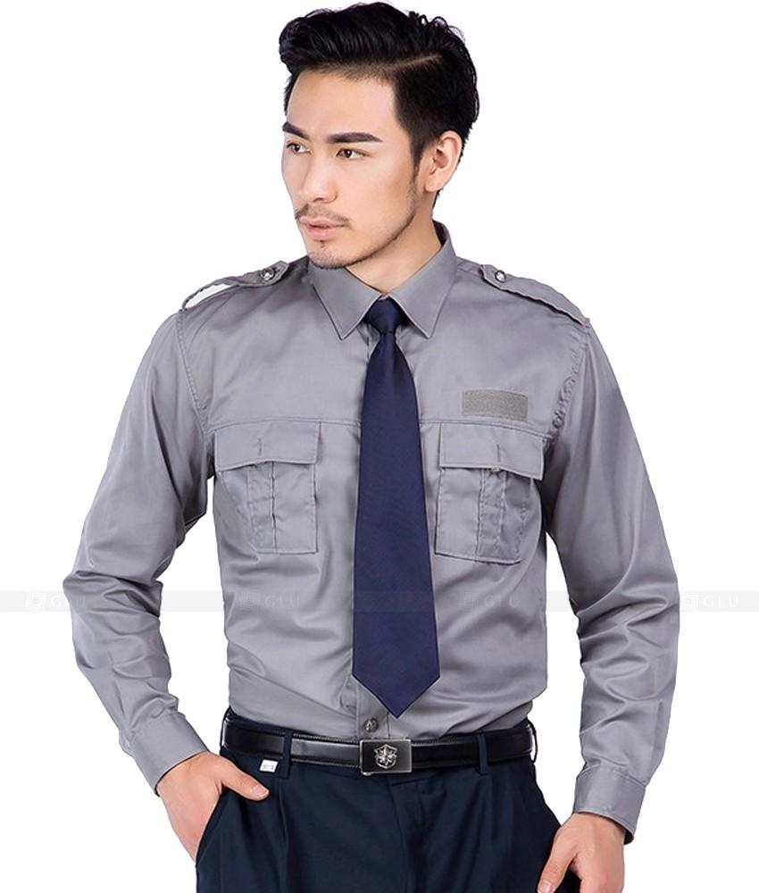 Dong Phuc Bao Ve GLU GL191